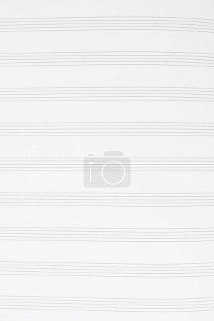 Notenpapier Hintergrund.