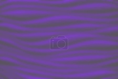 Photo for Vivid purple wavy lines background - Royalty Free Image