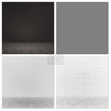 abstract background texture set