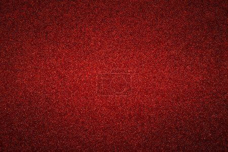 Photo for Red shiny abstract new year background - Royalty Free Image