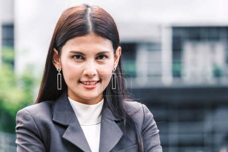 Photo for Portrait of a professional business woman - Royalty Free Image