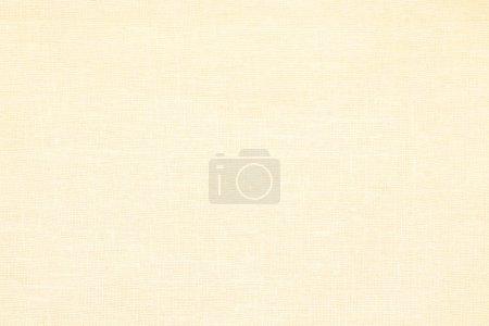 Photo pour Linge naturel Matériel Textile Toile Texture Arrière-plan - image libre de droit