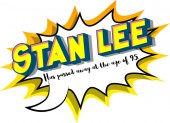 ODORHEIU SECUIESC ROMANIA - NOVEMBER 17 2018: Tributes to Stan Lee His name written with comic book letters Stan Lee was an American comic book writer editor and publisher a figurehead and public face for Marvel Comics Stan Lee Passed away on