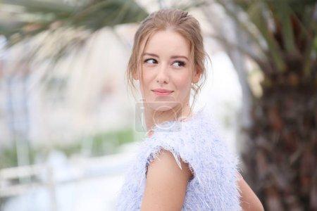 Irina Starshenbaum attends the photocall