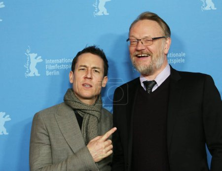 Jared Harris and Tobias Menzies attending the 'The Terror' premiere during the 68th Berlin Film Festival / Berlinale 2018 at Zoo Palast on February 21, 2018 in Berlin, Germany.