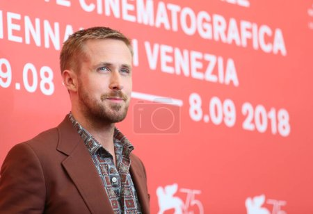 Actor Ryan Gosling attends First