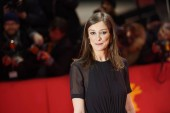 Actress Alexandra Maria Lara attends the 'The Kindness Of Strang