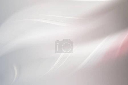 Photo pour Abstrait multi couleur fond vague floue et rayée - image libre de droit