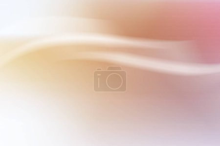 Photo for Abstract colored background blurred and trail horizontal lines - Royalty Free Image