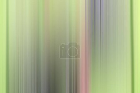 Photo for Bright multicolored abstract background of vertical blurred lines - Royalty Free Image