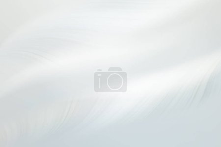 Photo for Abstract multi color background blurred and striped wave - Royalty Free Image