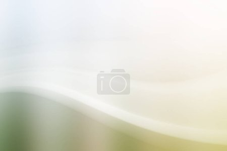 Photo for Abstract colored background in the form of a wave of air - Royalty Free Image