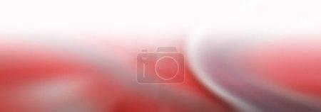 Photo pour Fond de lignes colorées abstraites et images floues - image libre de droit