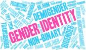 Gender Identity Word Cloud