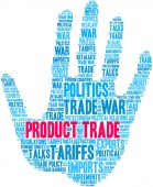 Product Trade Word Cloud