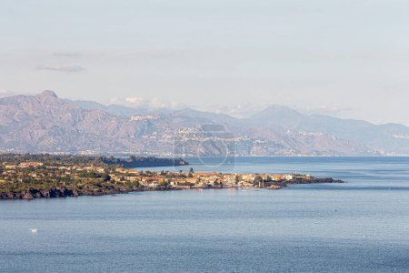Photo for The coast and the splendid blue Sicilian sea - Royalty Free Image