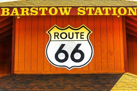 Barstow Station California