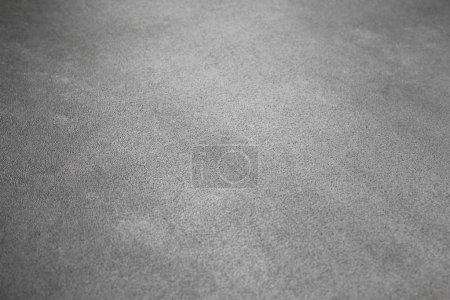 Foto de Suelo laminado gris con nitidez, fondo - Imagen libre de derechos