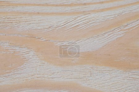 Photo for Wood texture. Surface of teak wood background for design and decoration - Royalty Free Image