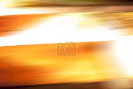 Photo pour Type de conception abstraite créative colorée avec effet flou de mouvement . - image libre de droit