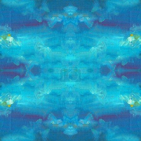 Photo pour Artistes peintures à l'huile multicolore gros plan fond abstrait. Peinture abstraite. Image à la main à l'encre. Motif artistique moderne. Création artistique. Texture colorée. L'art contemporain. Toile artistique . - image libre de droit