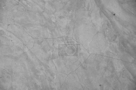 Photo for Gray grunge concrete texture background. - Royalty Free Image