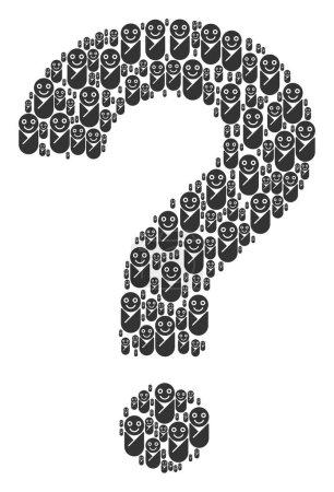 Answer Mosaic of Newborn Icons