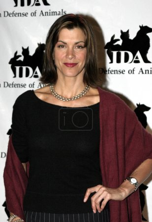 Photo for 30 October 2004 - Los Angeles, California - Wendy Malick. In Defense of Animals Hosts 2nd Annual Guardian Award at the Paramount Studios in Los Angeles. - Royalty Free Image