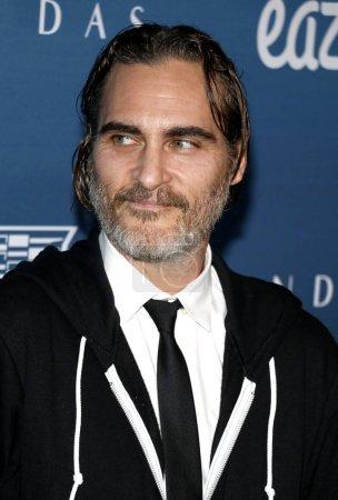 actor Joaquin Phoenix at the