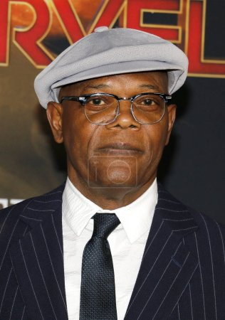 actor Samuel L Jackson at