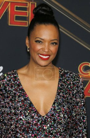 actress Aisha Tyler at the