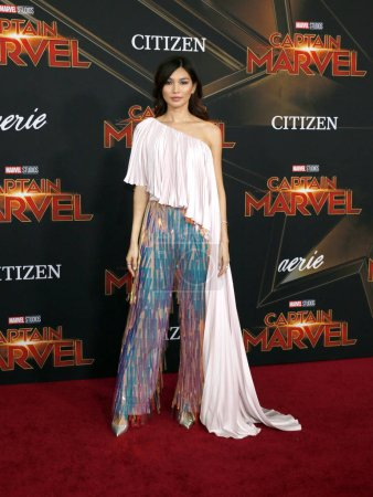 actress Gemma Chan at the