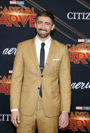 actor Lee Pace at the