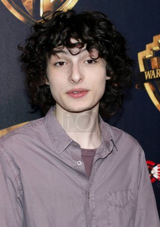 actor Finn Wolfhard at the