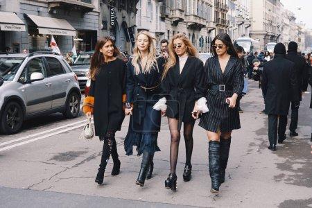 Milan Italy February 24 2018