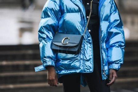 Tasche, Luxus, Silber, weiblich, Kleidung, Frauen - B265194910