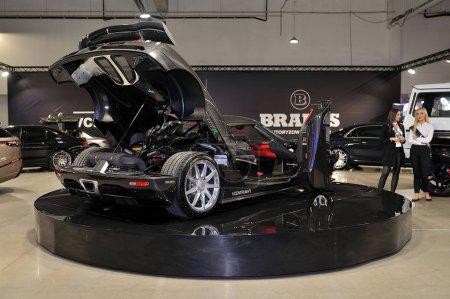 Brabus Warsaw Motor Show 2018