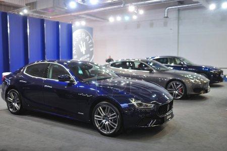 Maserati Warsaw Motor Show 2018