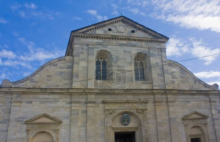 ITALY, TURIN - November 2, 2018: Cathedral of Saint John the Baptist (Duomo) of Turin