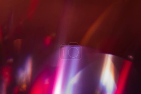 Foto de Destello de lente. desenfoque de fondo parpadea defocused. Resumen proyectores - Imagen libre de derechos