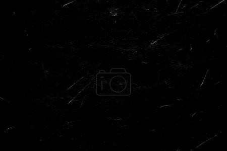 Foto de Arañazos y textura efecto sobre fondo negro. capa de diseño editor de foto. - Imagen libre de derechos