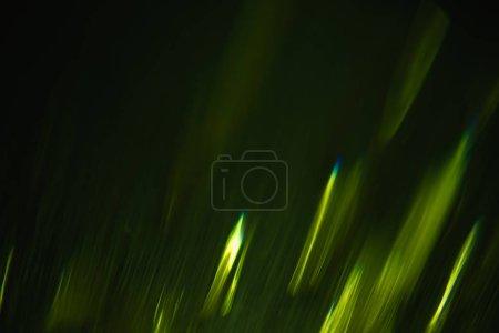 Photo pour Objectif abstrait fond de flare. défocalisé bandes claires. flou lumineux. - image libre de droit