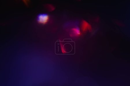 Photo for Lens flare. colorful abstract. bokeh light background. soft glow - Royalty Free Image
