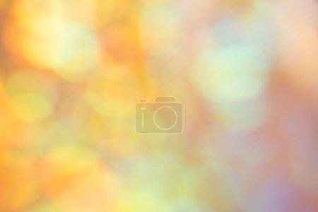 Foto de Círculos de colores borrosos. Lente Defocused flare luces bokeh. Decoración festiva Resumen antecedentes. - Imagen libre de derechos