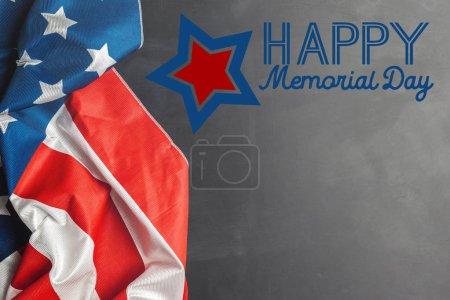Foto de Fondo de festivo de Memorial Day - Imagen libre de derechos