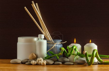 Spa healthy natural concept