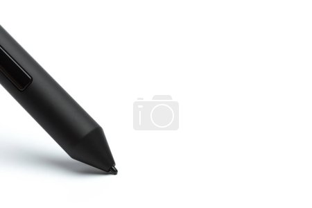 pen for illustrators and designers, isolated on white background
