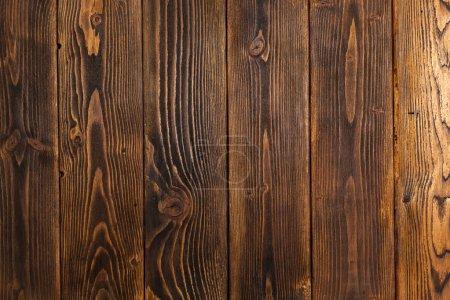 Brown oak wooden textured background