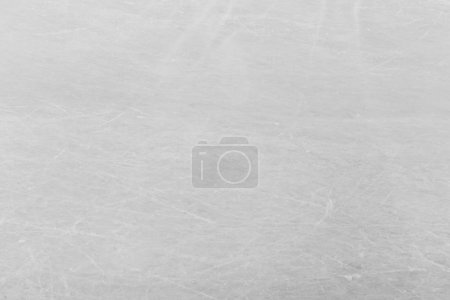 Frozen scratched texture as background