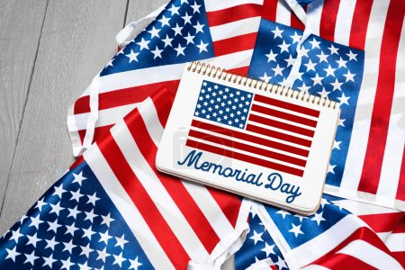 Memorial Day, holiday  on background,